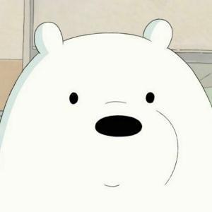 白熊突然想你了