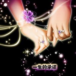 蓝色水晶恋