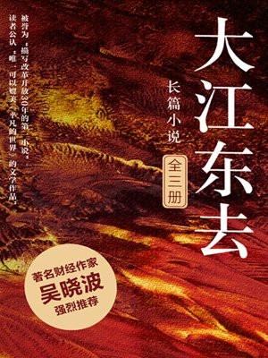 欢乐颂作者阿耐经典代表作:大江东去(全3册)