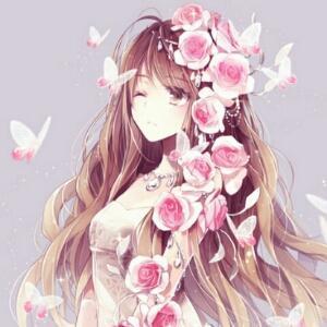 花季的少女